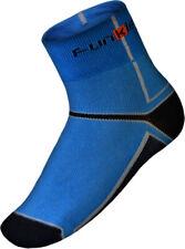 NUOVI calzini caldi invernali ciclismo-BIKE SOCKS-Funkier-Blu e Nero.