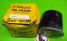 NOS Emgo Suzuki Oil Filter GSXR Madura Cavalcade Intruder 10-55601 16510-05A00