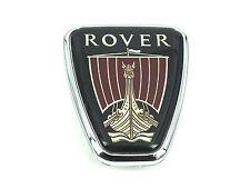Genuine New ROVER BONNET BADGE Front Emblem For 200 & 400 1989-1995 Hatch Saloon