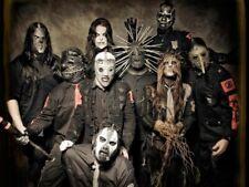 153100 Slipknot - Heavy Metal Band Art Wall Print Poster CA