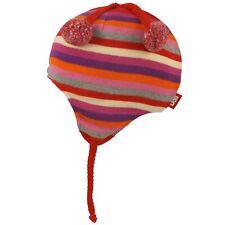 Döll Pudelmütze Multicolor Mädchen Wintermütze Mütze Bommel warm Kinder Mode