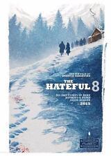 L'odiosa OTTO Tarantino Movie Poster Film a4 a3 arte stampa cinema