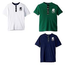 Polo Ralph Lauren Boys' Mesh Henley Shirt