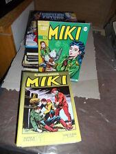 """CAPITAN MIKI """"IL MITICO RANGER"""" COMPLETA 1/55 - EDIZIONE DARDO"""
