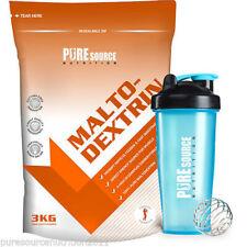 Maltodextrin Pure Carbs Carbohydrate Powder 5kg - Energy Fuel Glycogen PSN