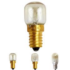 E12/E14 Super Bright Salt Light Oven Bulb Incandescent Durable Heat Resistant