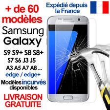Folie Hartglas-Fenster Schutz für Samsung-Galaxy A3 A5 A8 J3 J5 S7 S8 S9