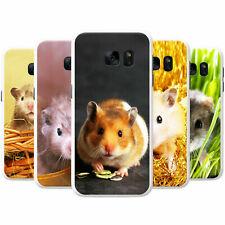 Hamster Snap-on Hard Back Case Phone Cover for Samsung Mobile Phones
