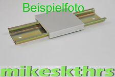 Hutschienenhalter Kunststoff Metall f. DIN-Schienen TS35 Halterung Hutschiene