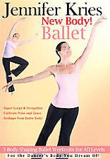 Jennifer Kries: New Body Ballet by Jennifer Kries