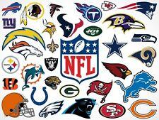 "Sports Coverage NFL MVP Football Window Valance, 50"" x 15"" Choose One"