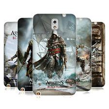Oficial ASSASSIN'S Creed Black Flag clave Arte Gel Suave Estuche Para SAMSUNG TELÉFONOS 2