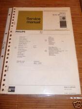 Service Manual Philips 50 IC 100  Radio ,ORIGINAL