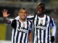 Arturo Vidal Paul Pogba FC Juventus Soccer Football Giant Wall Print POSTER