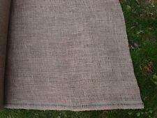 Jutestoff Jute Rupfen ,  Meterware 1.40cm breit,  H185