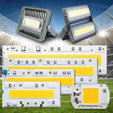 20W 30W 50W 70W 100W 150W High Power Flood Light COB LED Chip Bulb Warm/White