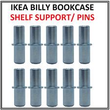 Ikea Billy Bookcase Shelf Pins Support Pegs Parts Hardware Furniture UTRUSTA