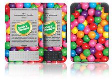 Amazon Kindle 3 - Sweetie/Gum Ball Design Vinyl Skin Sticker Cover