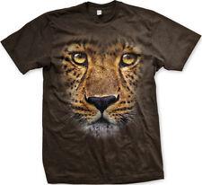 Jaguar Leopard 3D Stripes Bengal Cat Lion Jungle FREE SHIPPING New Mens T-shirt