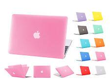 "Hard Cover Apple Macbook Pro Retina 13,3"" Case Hülle Plastik matt transparent"