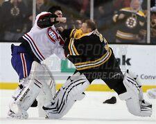 Tim Thomas Boston Bruins Carey Price Canadiens Fight 8x10 11x14 16x20 1505