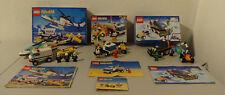 ( Go) Lego 6573 Ártico 6459 Tanklaster 6545 Polzei con Caja Orig. & Ba 100%