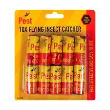Colector de INSECTO MOSCA ASESINO Hormiga Bandejas De Baño Cinta de Control de Plagas Bug Wasp Veneno Gratis