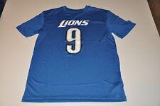 BNWT Detroit Lions Matthew Stafford Boys Youth Mainliner T-shirt (L) Jersey