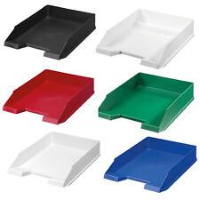 Herlitz Ablagekorb Briefablage Sortiertablage Briefkorb versch. Farben