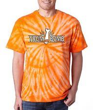 "TIE DYE Mark Trumbo Baltimore Orioles ""TrumBOMB"" ""LOGO"" jersey T-shirt"