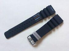 Cinturino in gomma per Citizen Aqualand anse 22, 24mm rubber watch band strap