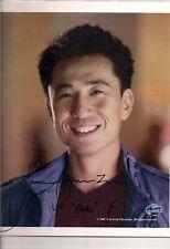 James Kyson Lee/Ando HEROES TV Autograph 8X10 Photo #3