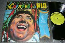 CARNAVAL DO RIO LP MADE IN BRAZIL