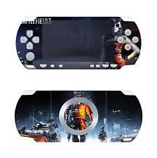 Battle 118 Vinyl Decal Skin Sticker Cover for Sony PSP 2000