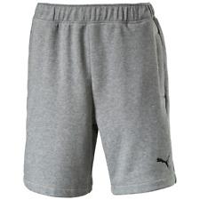 "Puma ESS Sweat 9 "" short gris"