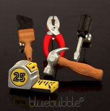 Funky Caja de herramientas pendiente solo para Chicos Hombres Diversión Novedad Retro Fresco trabajo trabajo Regalo de hágalo usted mismo