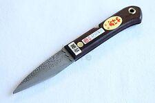 Left Hand Kiridashi knife Grafting Folding Woodworking Okeya  blue 2 steel