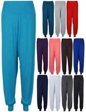 Chers femme pleine longueur ali baba hareem pantalon pantalon baggy aladdin legging
