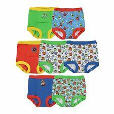 Muppet Babies Boys 7-Pack Training Pants Underwear Toddler Little Kid Infant...