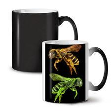 Bee Insetto Insetto ART Animale NUOVO colore modifica Tè Tazza Da Caffè 11 OZ (ca. 311.84 g) | wellcoda