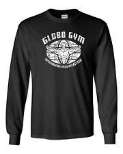 297 Globo Gym Long Sleeve Shirt costume dodgeball uniform movie vintage cobras