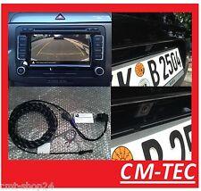 ORIGINALI VW RVC RFK telecamera retromarcia RNS/RCD 510 315 Fotocamera Set KDE JETTA CADDY