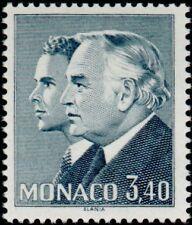 "MONACO N° 1539 ""PRINCES RAINIER III ET ALBERT, 3 F 40"" xxTTB"