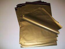 "Gold 12 x 16"" 305 x 406mm Postage Postal Mailing Bags Choose Qty"