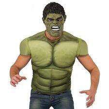 Hulk Costume Adult Halloween Fancy Dress