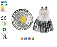 Cygni® 6 12x LED Bulbs GU10  COB 5W Spotlight  100% Aluminium (3 Years Warranty)
