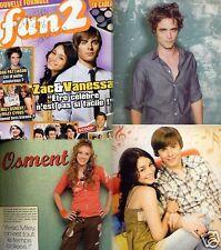 FAN 2 France Robert Pattinson,Emily Osment