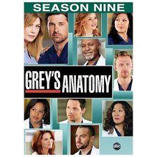 Greys Anatomy: Complete Ninth Season (DVD, 2013, 6-Disc Set)