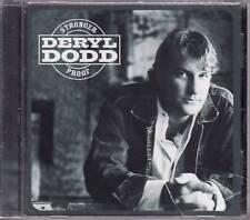 "DERYL DODD ""STRONGER PROOF"" CD 2004 dualtone sealed"