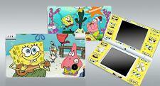 Spongebob Vinyl Decal Skin Sticker for Nintendo DSi NDSi